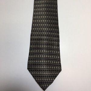 Dockers 100% silk tie